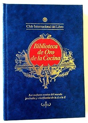Biblioteca de Oro de la cocina 24: Melgar Escrivá de