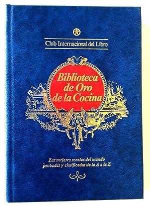 Biblioteca de Oro de la cocina 54: Melgar Escrivá de