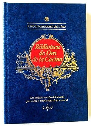 Biblioteca de Oro de la cocina 16: Melgar Escrivá de