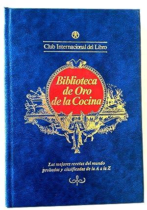 Biblioteca de Oro de la cocina 59: Melgar Escrivá de
