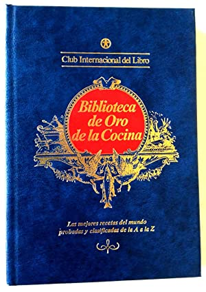 Biblioteca de Oro de la cocina 55: Melgar Escrivá de