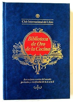 Biblioteca de Oro de la cocina 51: Melgar Escrivá de