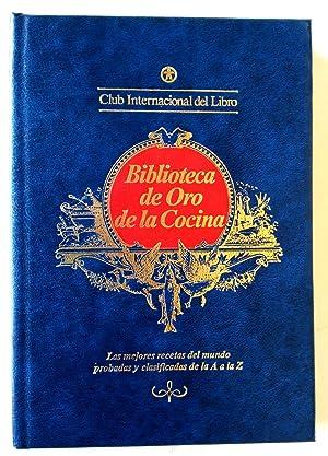 Biblioteca de Oro de la cocina 21: Melgar Escrivá de