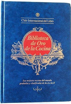 Biblioteca de Oro de la cocina 57: Melgar Escrivá de