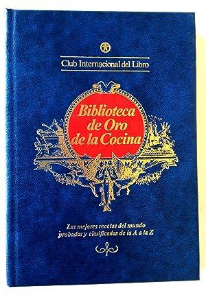 Biblioteca de Oro de la cocina 52: Melgar Escrivá de