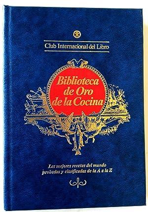 Biblioteca de Oro de la cocina 18: Melgar Escrivá de
