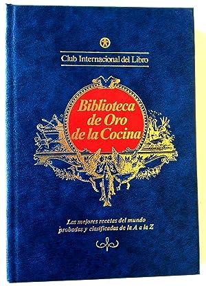 Biblioteca de Oro de la cocina 19: Melgar Escrivá de