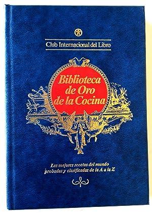 Biblioteca de Oro de la cocina 58: Melgar Escrivá de