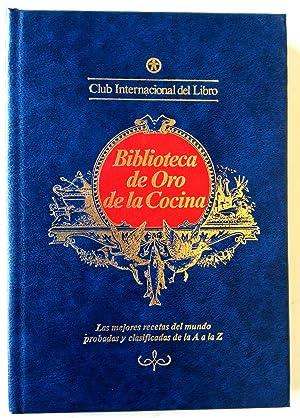 Biblioteca de Oro de la cocina 20: Melgar Escrivá de