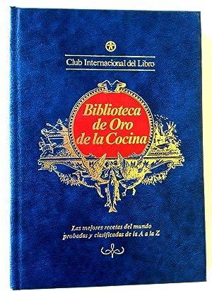 Biblioteca de Oro de la cocina 25: Melgar Escrivá de