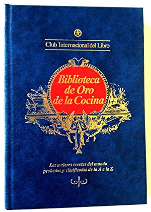 Biblioteca de Oro de la cocina 48: Melgar Escrivá de