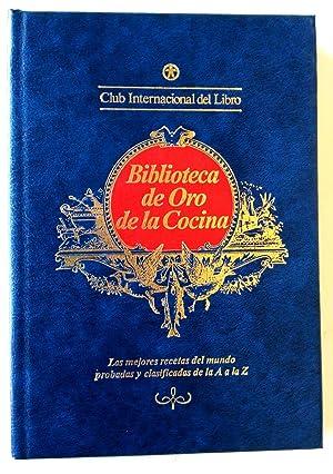 Biblioteca de Oro de la cocina 63: Melgar Escrivá de