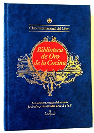 Biblioteca de Oro de la cocina 61: Melgar Escrivá de