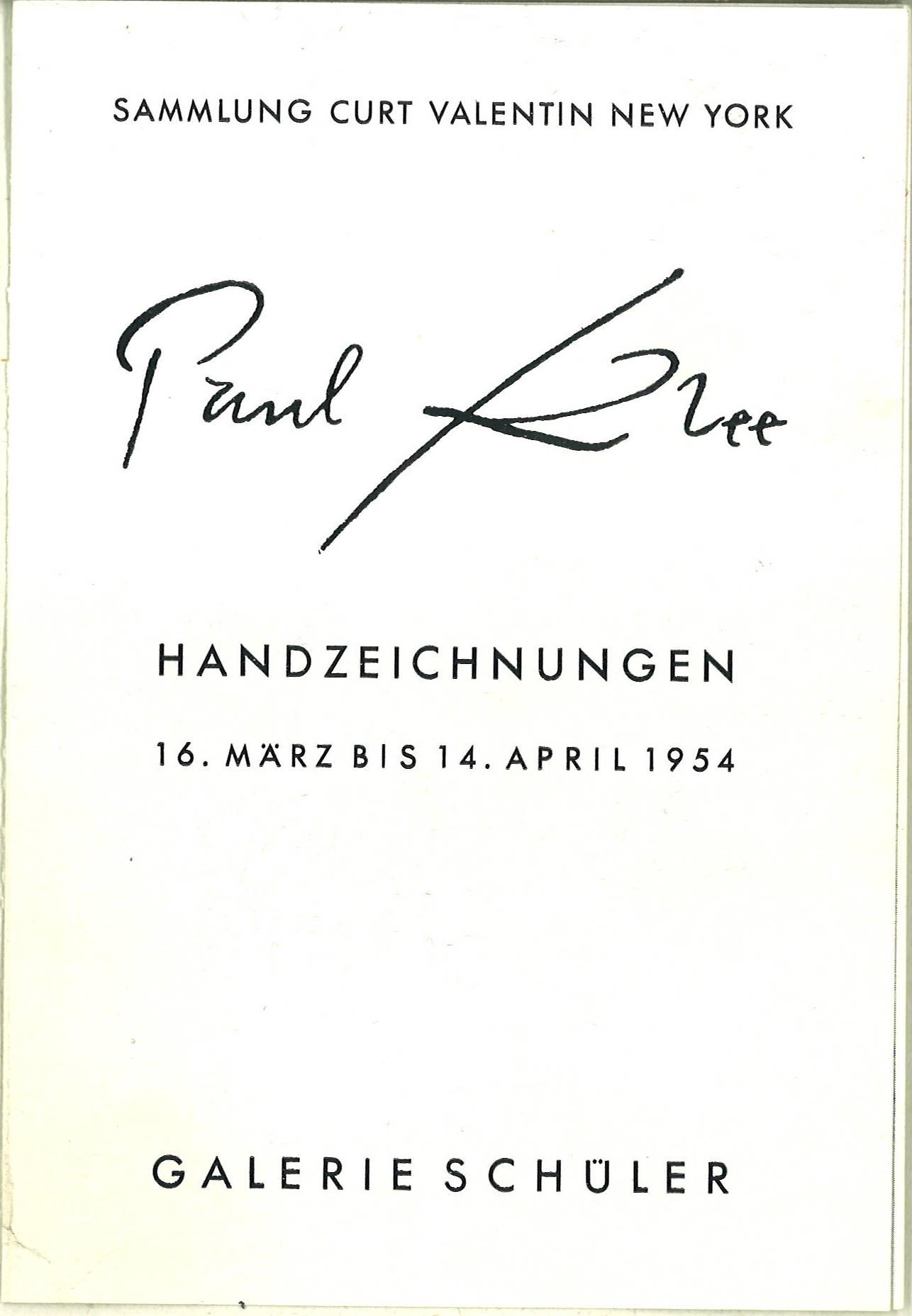 Wertvoll Paul Klee Lebenslauf Grundschule Wiring Library