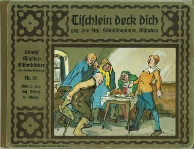 tischlein deck dich, schmidhammer - zvab