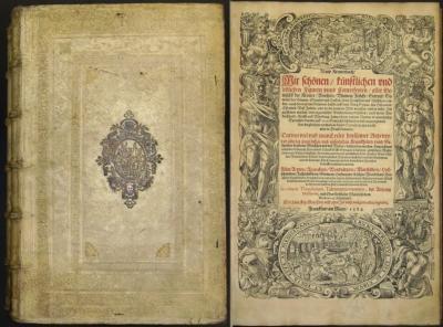 Neuw Kreuterbuch/ Mit schönen/ kuenstlichen vnd leblichen: Tabernaemontanus, Jacobus Theodorus