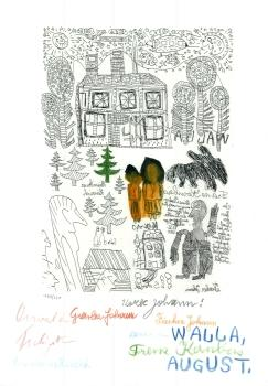Das Haus der Künstler.: Gugging - Walla,