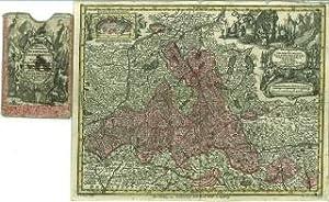 S.R.I. Principat. et Archiepiscopatus Salisburgensis. Mappa geographica delineatus cura et studio ...
