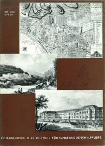 Österreichische Zeitschrift für Kunst Denkmalpflege. XXIX/ 1975,: Bundesdenkmalamt Wien (Hg.):
