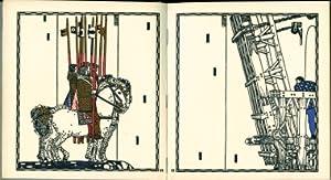 Die Nibelungen. Dem deutschen Volke wiedererzählt von: Czeschka, Carl Otto