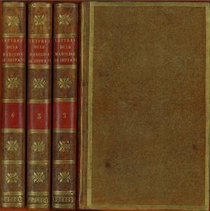 Lettres de La Marquise du Deffand à: Deffand, Marquise du: