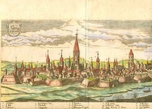 Die Stadt Wien in Oesterreich.: Wien - Koppmayer,