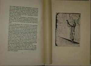 Tizianello. Eine Novelle. Mit 6 Radierungen von F. Heubner. (Übs. v. Victor Schuler.): Musset, ...