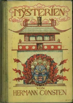 Mysterien. Im Lande der Götter und lebenden Buddhas. Mit 9 Bildtafeln und einem farbigen ...