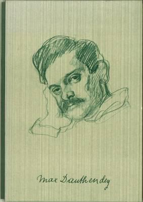 Vom Heimweg des Dichters Max Dauthendey. [Diese Schrift ist dem Dichter M.D. gewidmet, der 1967 ...