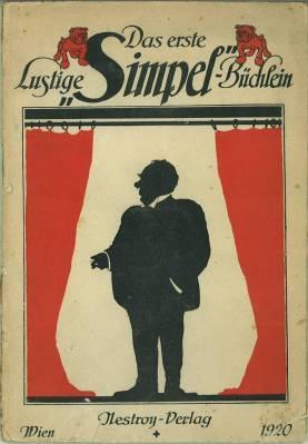 Das erste lustige Simpel-Büchlein.: Dorn, Egon (Hrg.):
