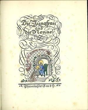 Die Jungfrau und die Nonne. Legende.: Keller, Gottfried:
