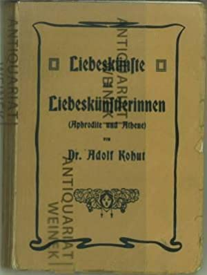 Aphrodite und Athene. Psychologische, litteratur- und kulturgeschichtliche Plaudereien und ...