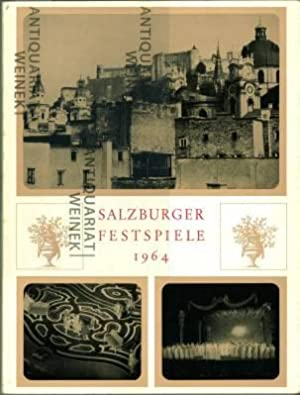 Salzburger Festspiele 1964.: Salzburger Journal:
