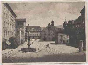 Deutschland - Stadtplatz.