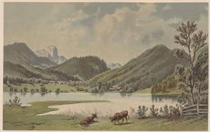 Kärnten] - Keutschacher-See.