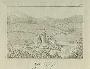 Wien, XIX. Bezirk] - Grinzing.