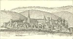 Krems im Jahre 1672.: Niederösterreich - Unbez.:
