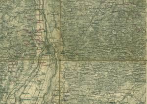 Augsburg. Maßstab 1 : 200 000.: Topogr. Bureau des K. Bayer. General-Stabes (Hg.)?]: