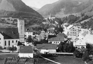 Niederösterreich - Gaming.: Mark, Theodor - Scheibbs: