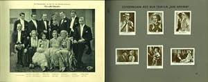 Manoli Gold und Film - Tonfilmserie. [Sammelbilderalbum mit 165 Photographien von Filmsternen].: ...