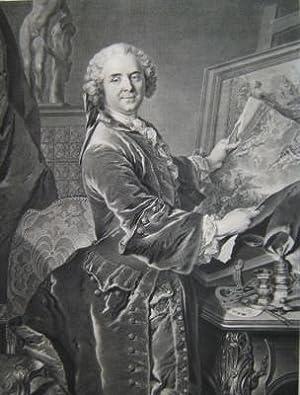 Jean Baptiste Massé, Maler?].: Varia - [Tocqué, L[ouis]?]:
