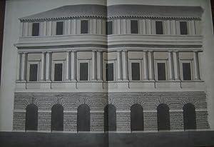 Architektonische Fassadenlösung mit drei Etagen].: Architektur - Peter: