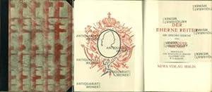 Der eherne Reiter. Ein episches Gedicht. Übertragen von Wolfgang E. Groeger. Illustriert von W...
