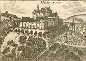 Urfahr-Umgebung] - Oberwallsee [Gem. Feldkirchen a. d. Donau].: Oberösterreich - Vischer, Georg ...