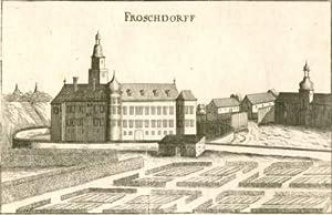 Frohsdorf, Gem. Lanzenkirchen] - Froschdorff.: Niederösterreich - Vischer, Georg Matthaeus: