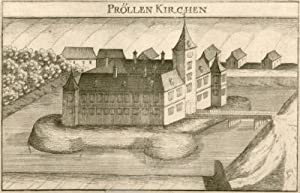 Prellenkirchen bei Hainburg] - Pröllenkirchen.: Niederösterreich - Vischer, Georg Matthaeus: