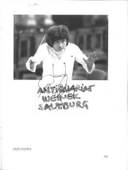 6. Abonnementkonzert der Wiener Philharmoniker Saison 1992/93 - (151. Bestandsjahr). Dirigent:...