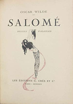 Salomé. Dessins d'Alastair.