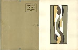 Tapis. Édité par Dim. Vingt quatre compositions en Couleurs. Avec une préface ...