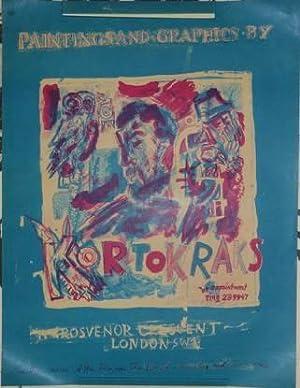 Paintings and Graphics by Kortokraks. 11 Grosvenor: Kortokraks, Rudolf: